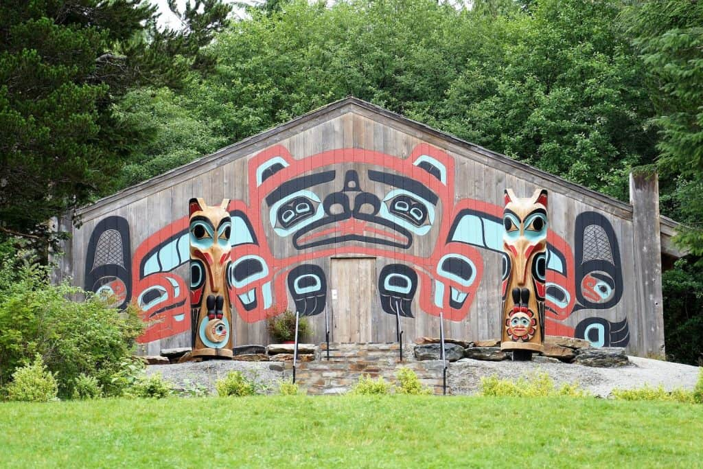 Ketchikan Saxman Native Village