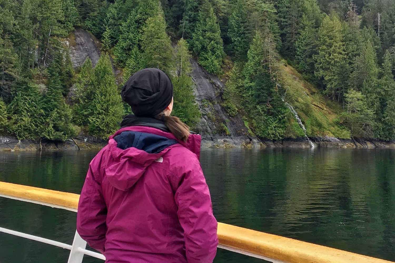 Alaska Cruise Packing List Hero