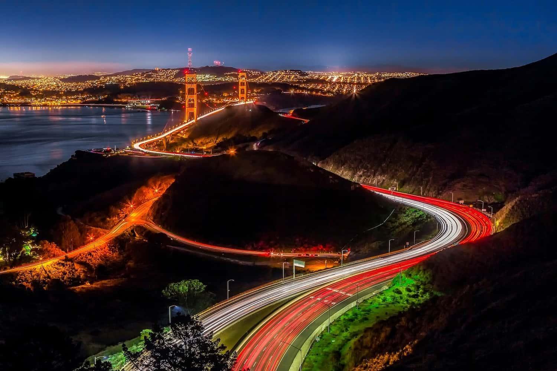 San Francisco Road Trips Hero