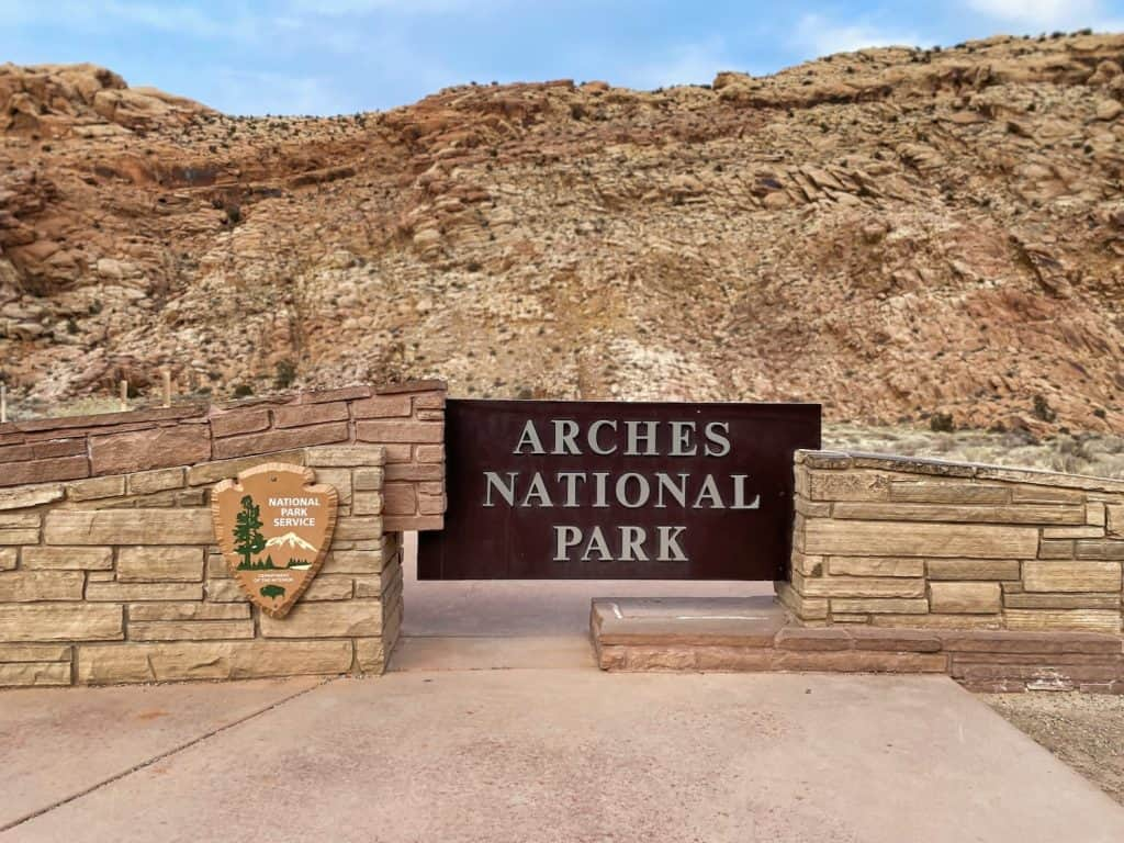 Arches National Park - Visitor Center