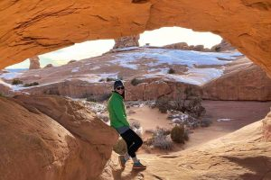 Arches and Canyonlands Hero