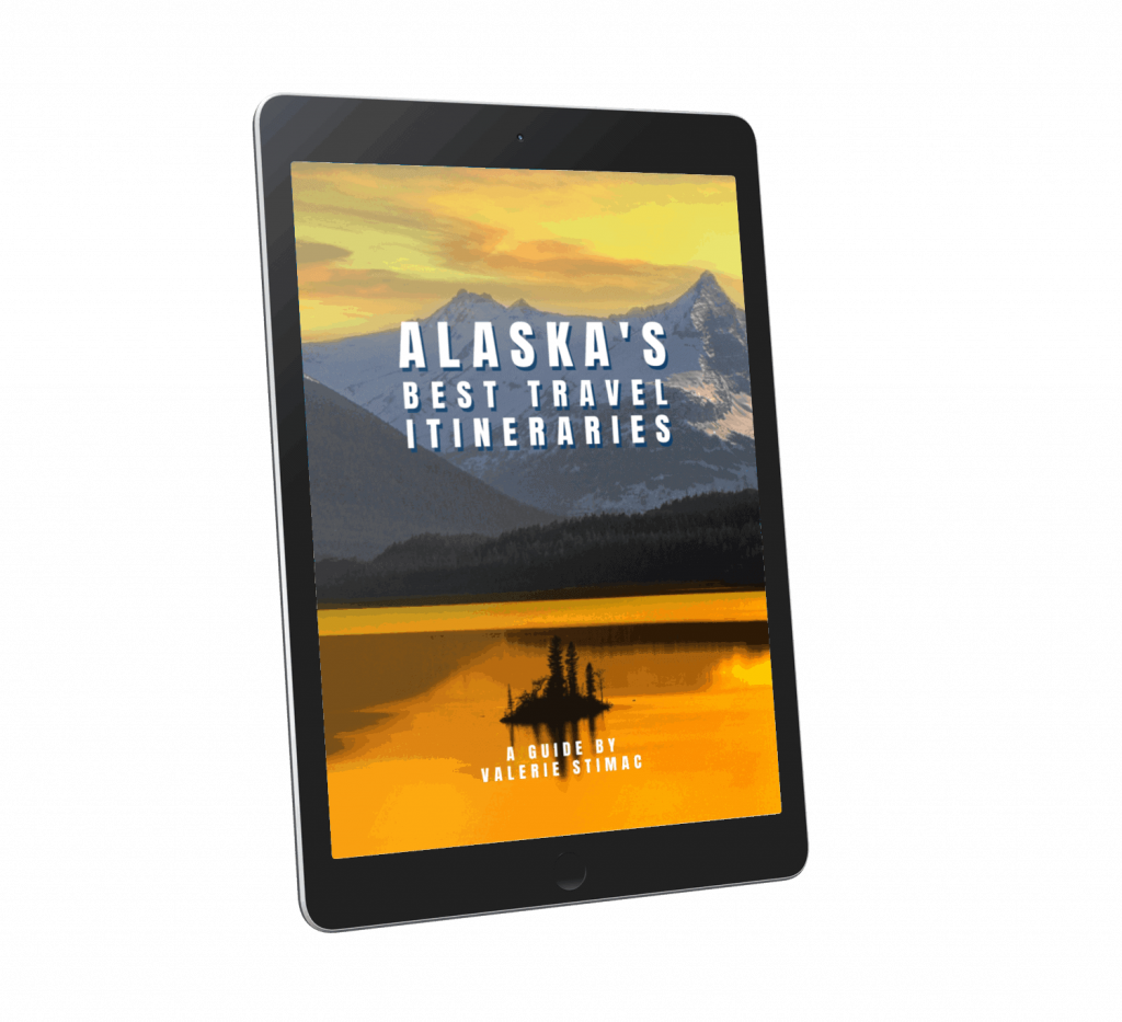 Alaska Itineraries eBook Cover