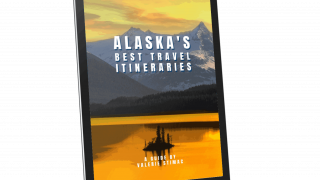 Alaska Itineraries eBook Cover