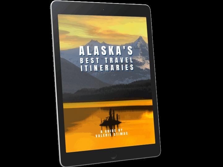 Alaska eBook:<br> The Best Travel Itineraries