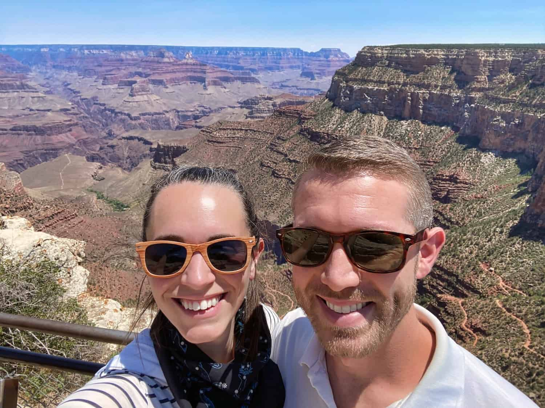 Grand Canyon - Rim Trail
