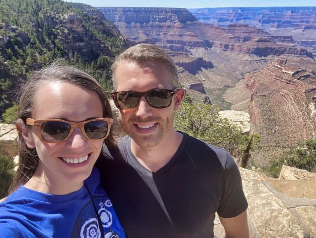 Grand Canyon - Grandview Point