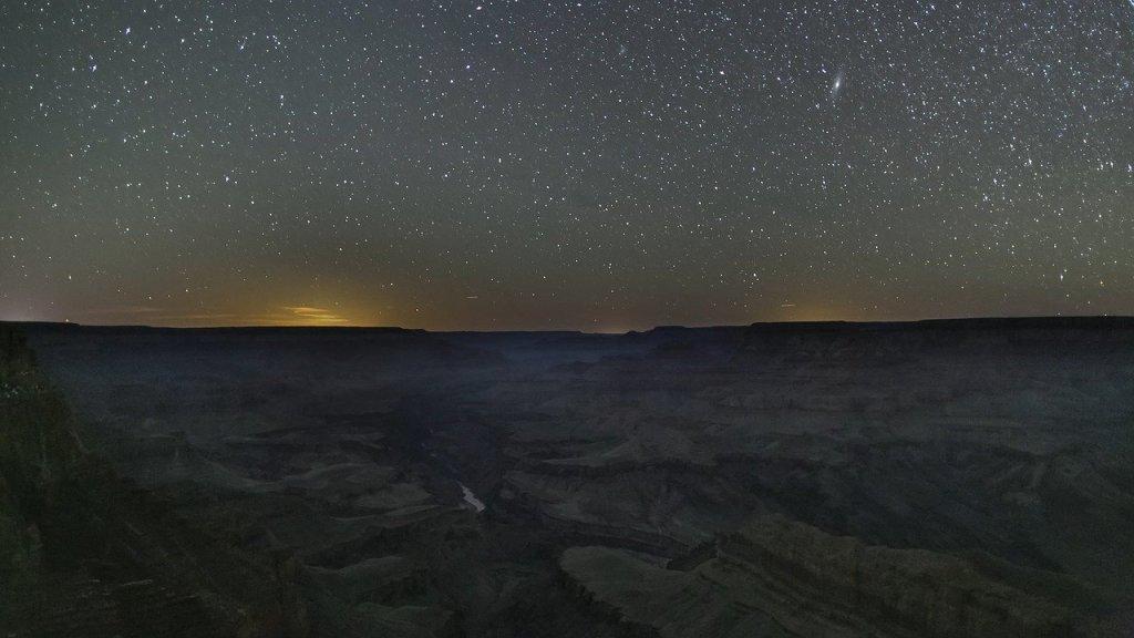 Half-Day at Grand Canyon - Stargazing