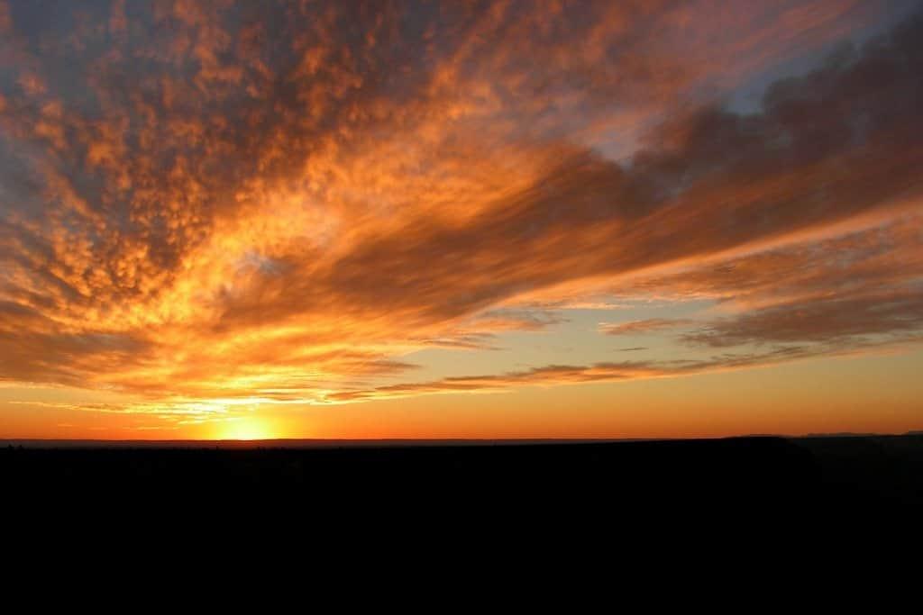 Half-Day at Grand Canyon - Sunrise at Navajo Point