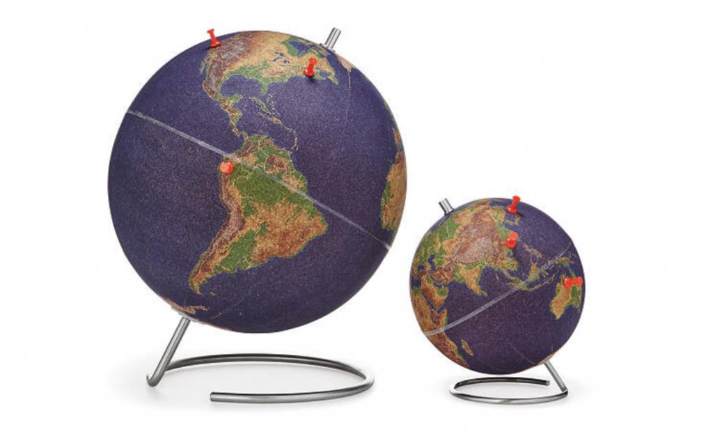 2020 Travelers Gift Guide - Travel-Inspired Gifts - Cork Globe