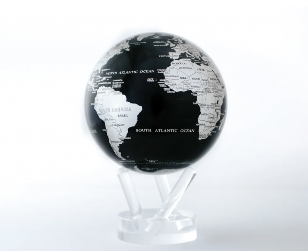 2020 Travelers Gift Guide - Mova Globe