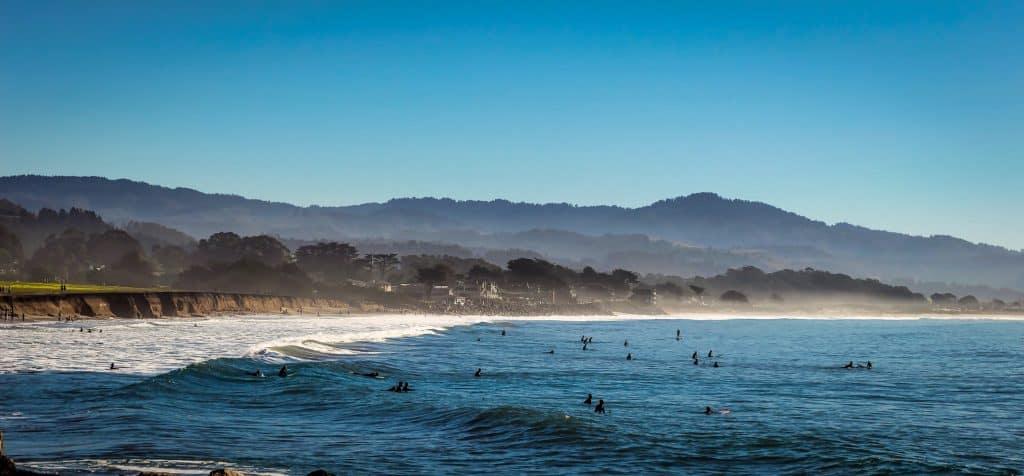 Bay Area Weekend Getaways - Half Moon Bay