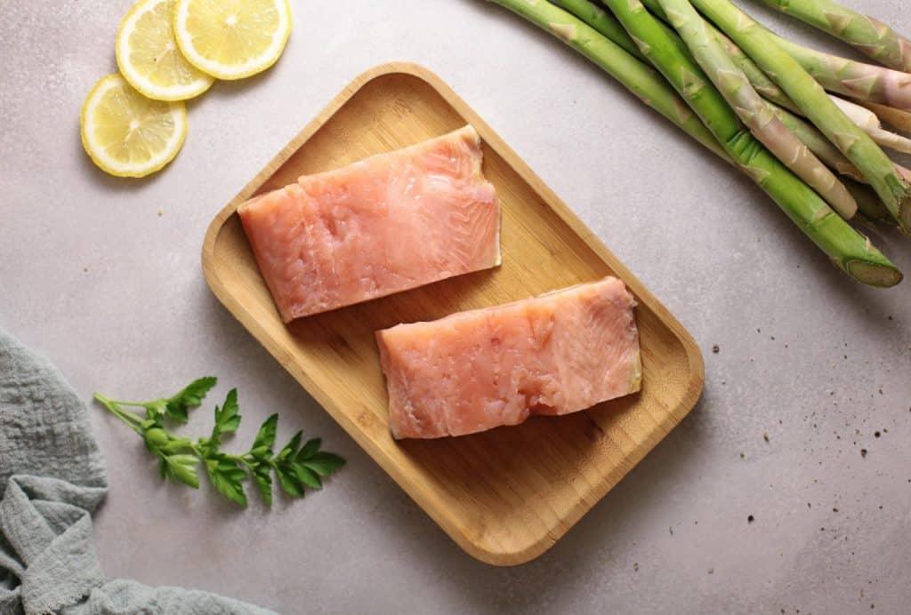 Alaska Salmon Fillets