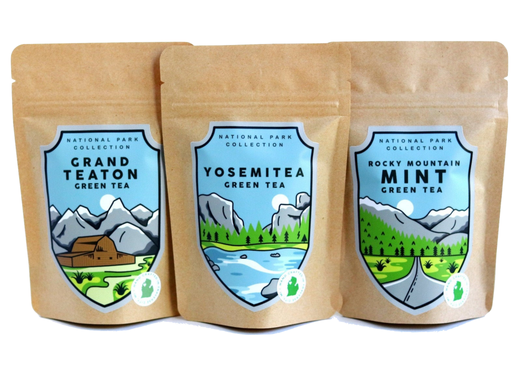 National Park Gifts - Tea