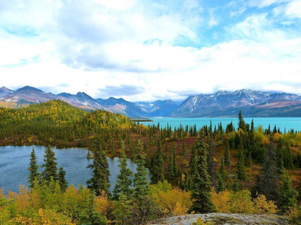 National Parks in Alaska - Lake Clark