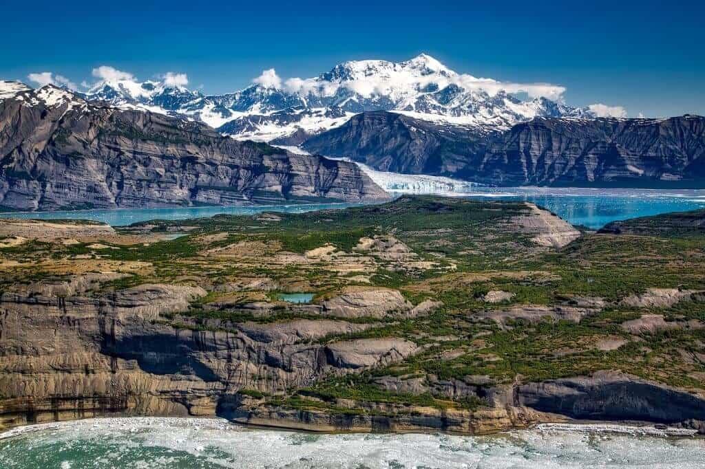 National Parks in Alaska - Wrangell St. Elias