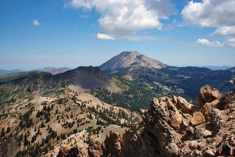 National Parks in California - Lassen Volcanic