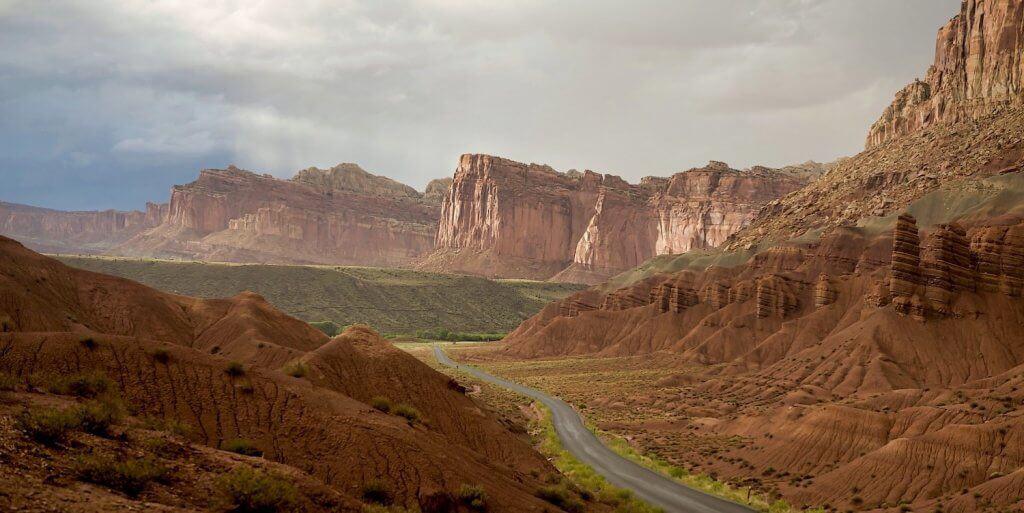 National Parks in Utah - Capitol Reef