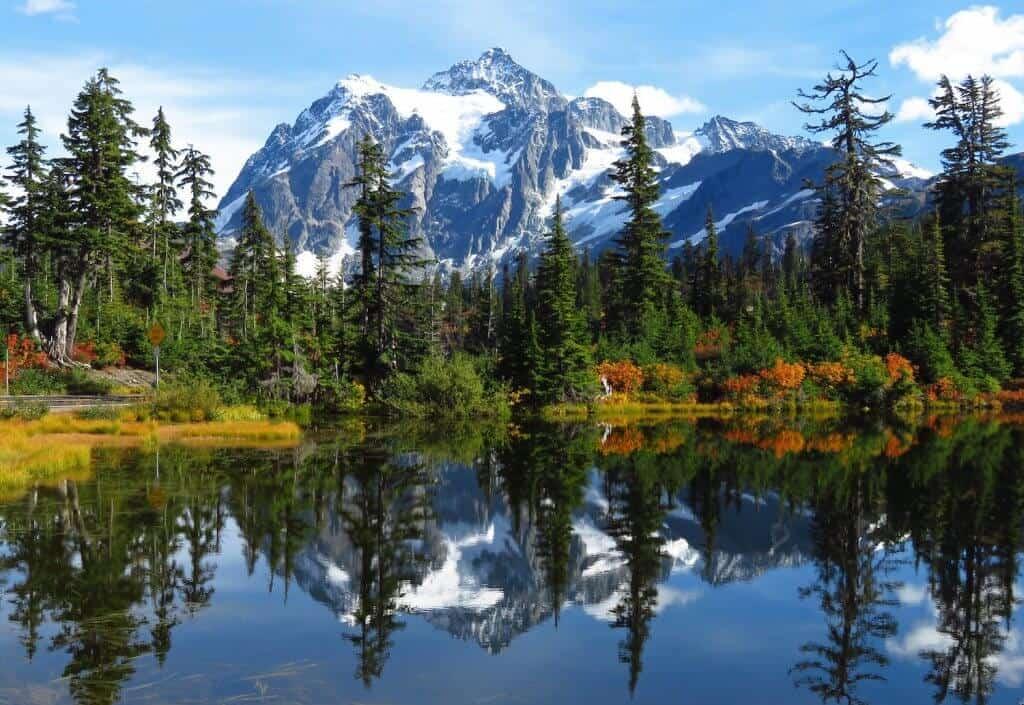 National Parks in Washington - North Cascades