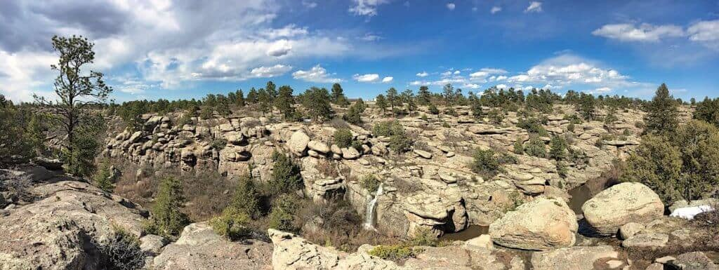 National Parks in the West - Colorado