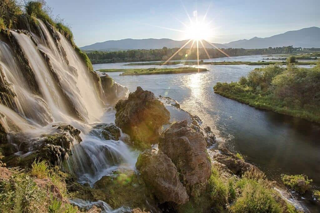 National Parks in the West - Idaho