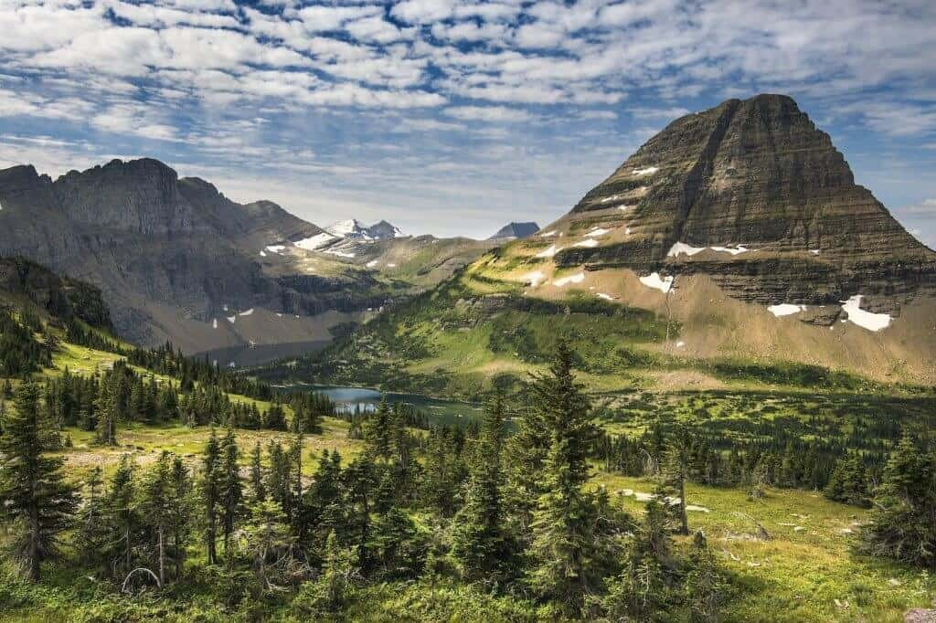 National Parks in the West - Montana