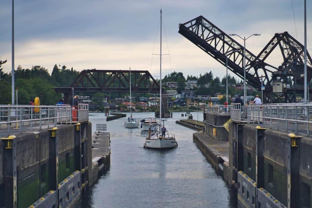 Where to Stay in Seattle - Ballard