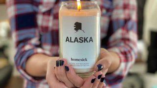Homesick Candles Reviews Hero