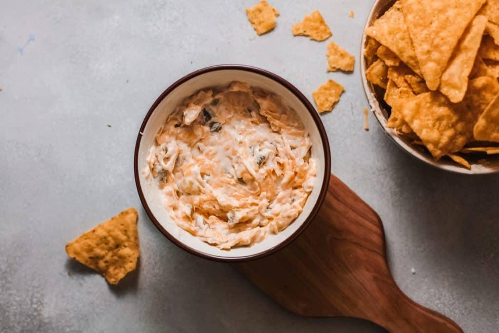 Kenai Cheese Dip Recipe Definition