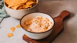 Kenai Cheese Dip Recipe Featured