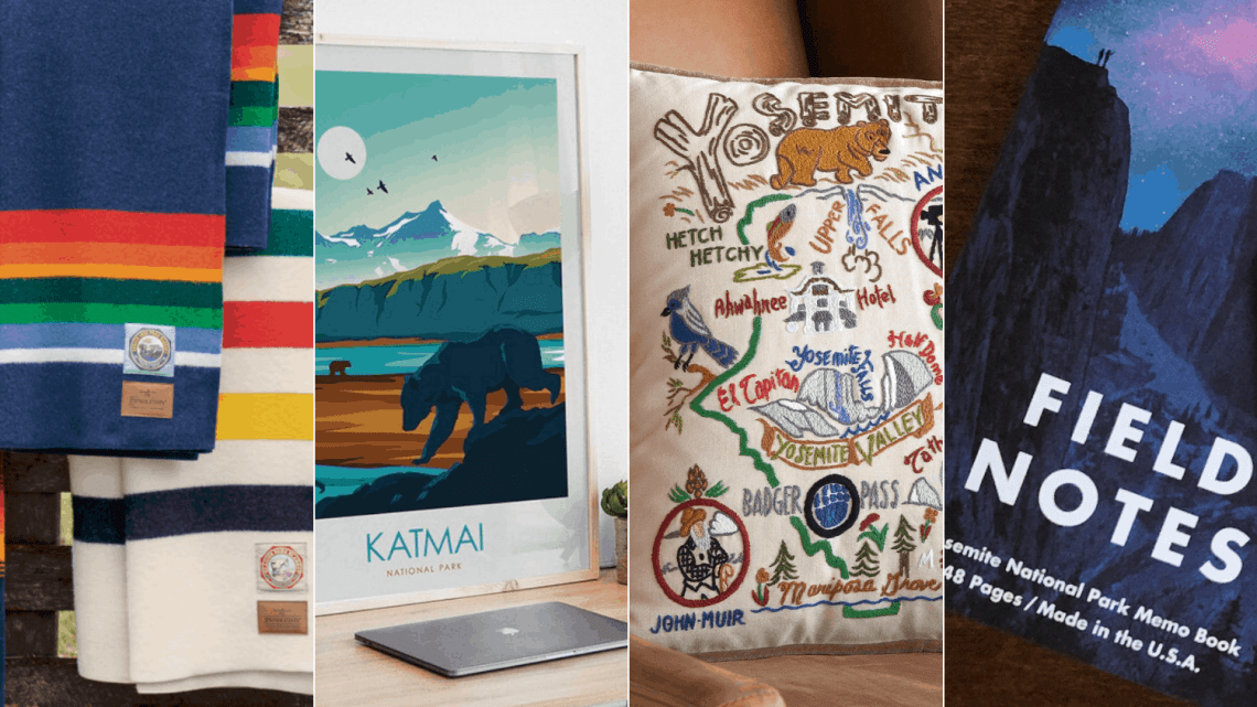 National Park Gifts Featured