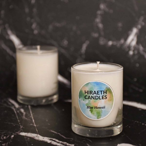 Hiraeth Candles - Blue Hawaii