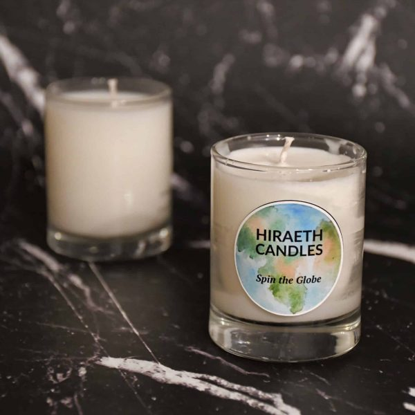 Hiraeth Candles - Spin the Globe