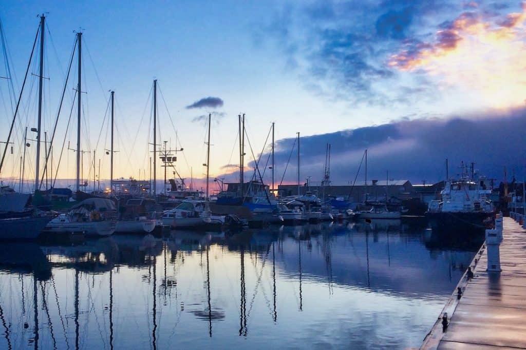 PCH Guide - Port Angeles - Marina