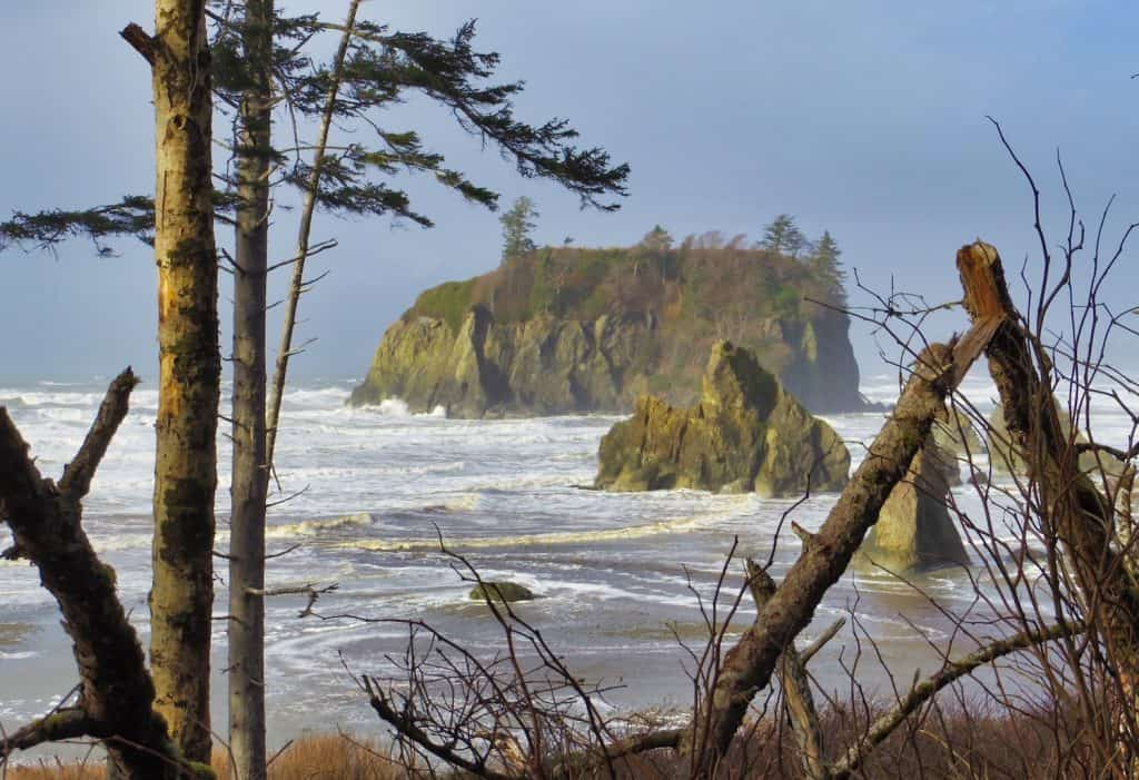 PCH Road Trip - Washington - Ruby Beach
