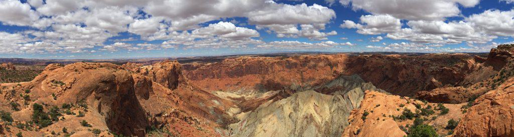 Canyonlands National Park - Upheaval Dome