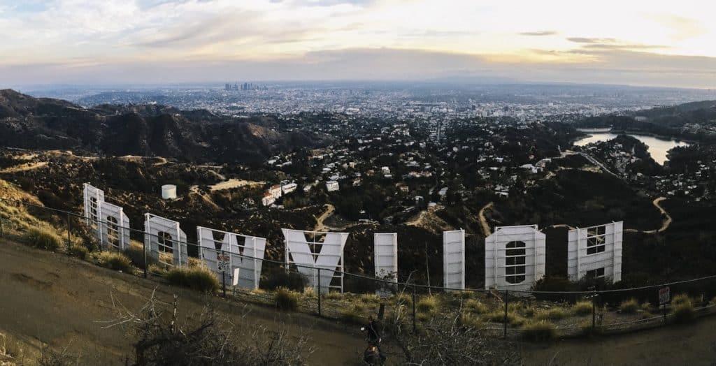 California Bucket List - Hollywood Sign