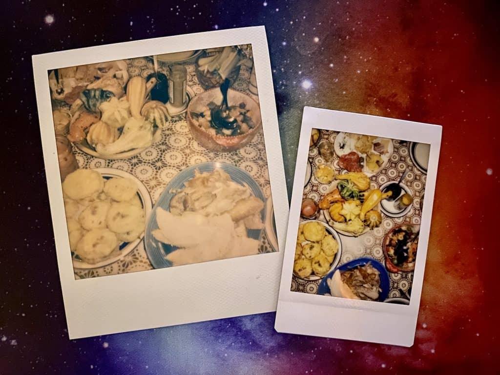 Fujifilm vs Polaroid - Photo Comparison