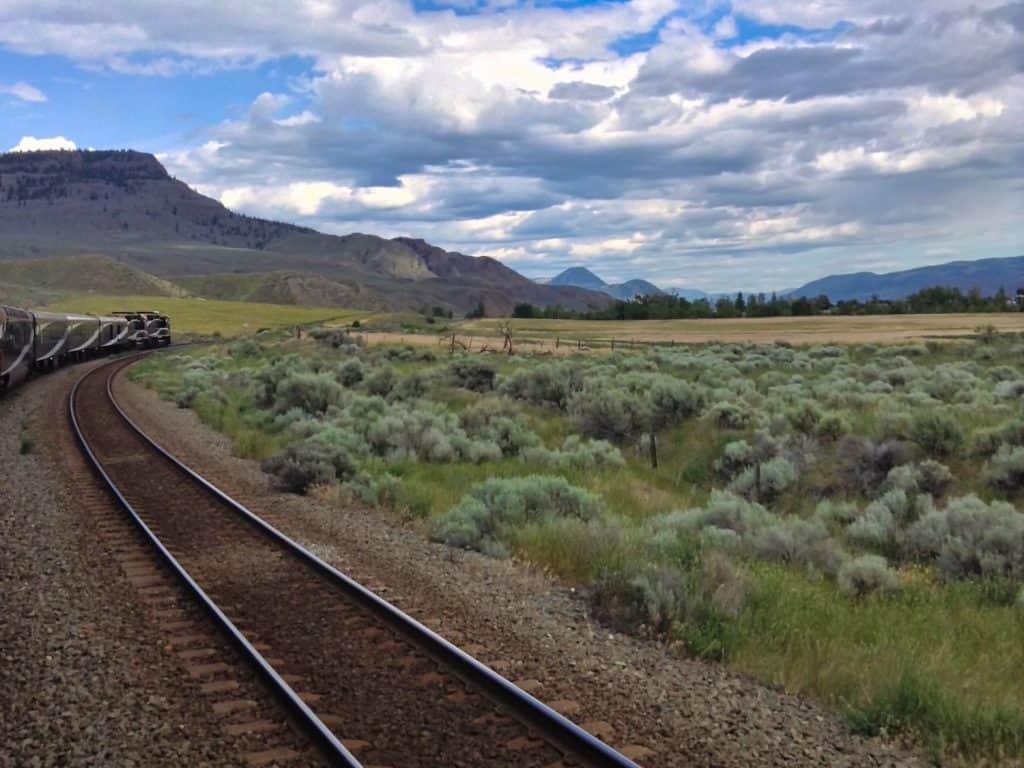 Rocky Mountaineer - Thompson Valley