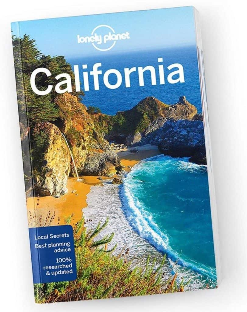 California Packing List - Guidebook