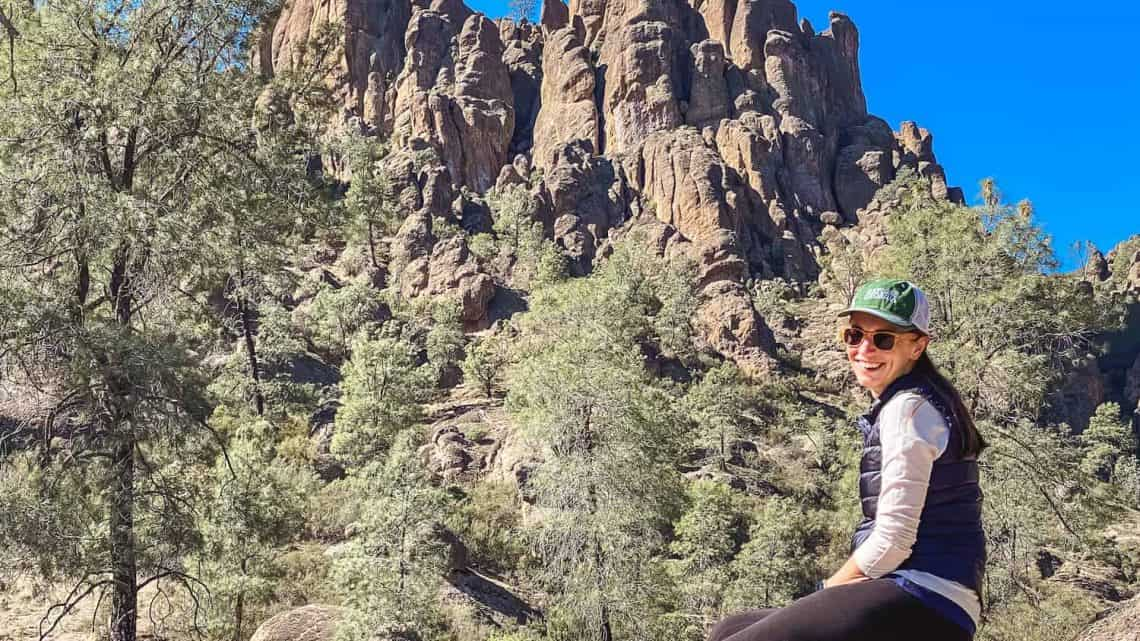One Day in Pinnacles National Park Hero