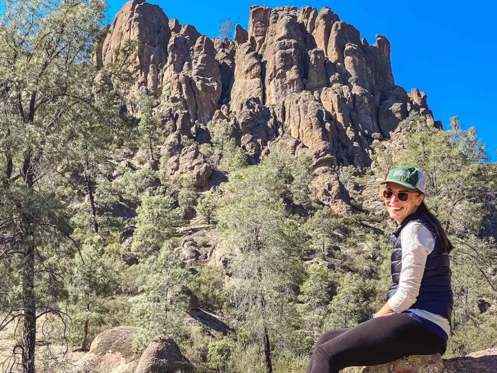 One Day in Pinnacles National Park Hero