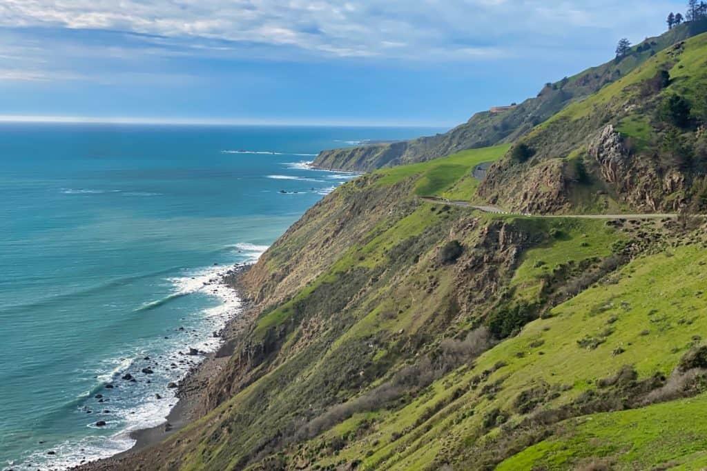 Pacific Coast Highway Northbound