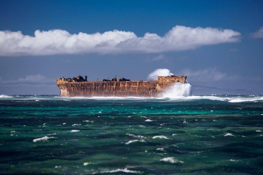 Things to Do in Lanai - Kaiolohia Shipwreck Beach
