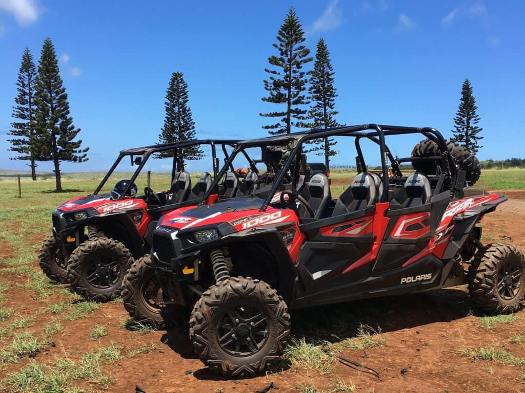 Things to Do in Lanai - Off-Roading