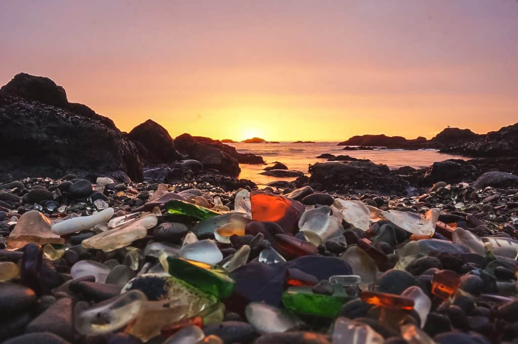 Things to Do in Fort Bragg - Glass Beach