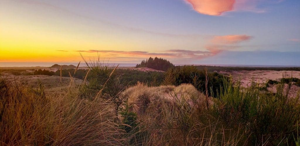 Best Coastal Towns in Oregon - Coos Bay - Lisa McNee for BLM