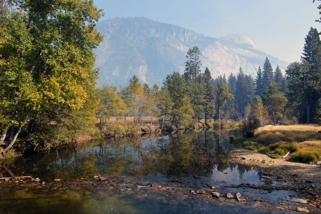 one day in yosemite - cook's meadow loop - sergio zeiger