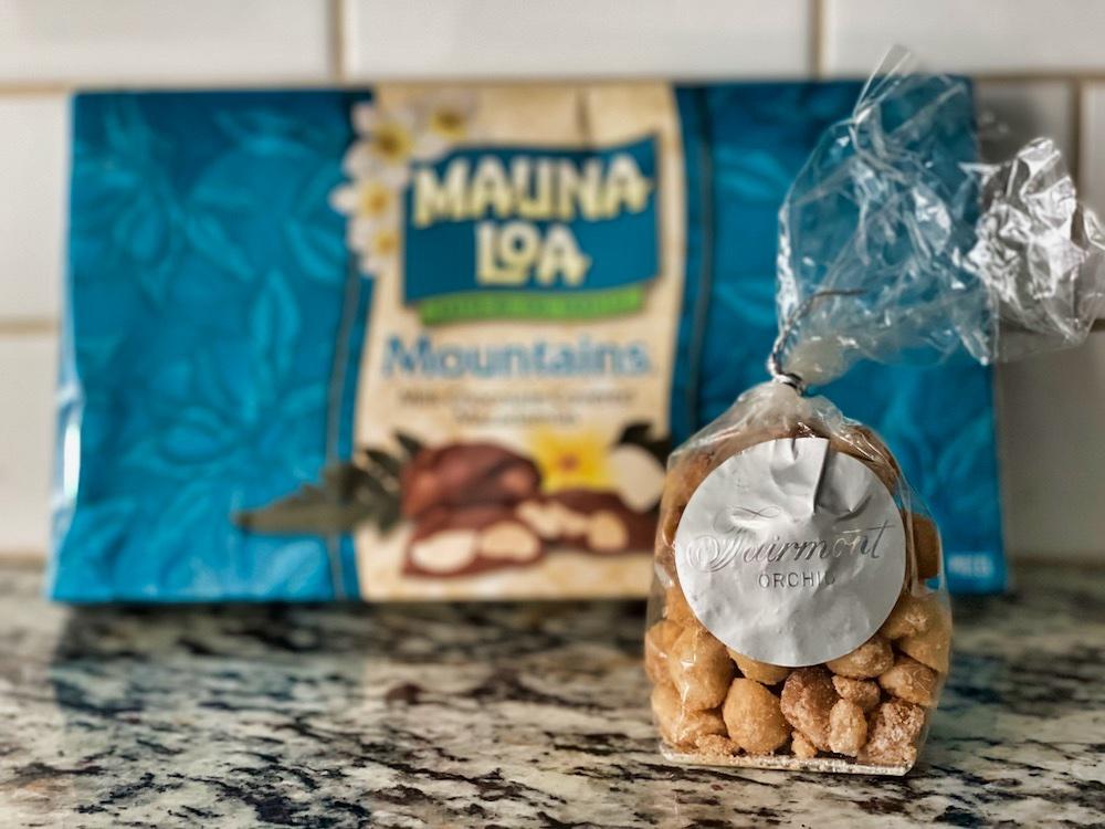 Hawaii Souvenirs - Macadamia Nuts