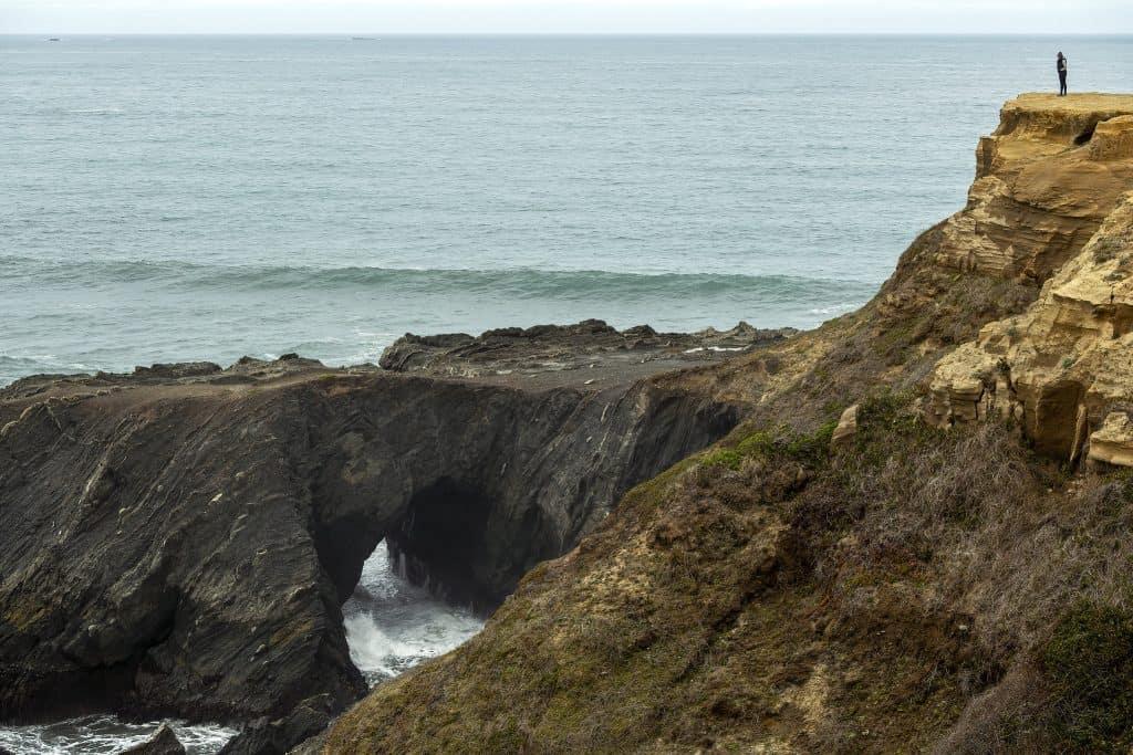 Best Coastal Towns in Oregon - Port Ofrford - Al case