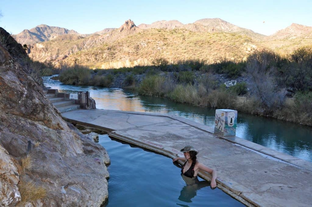 Verde River Hot Springs, Arizona - Greg Walters via Flickr